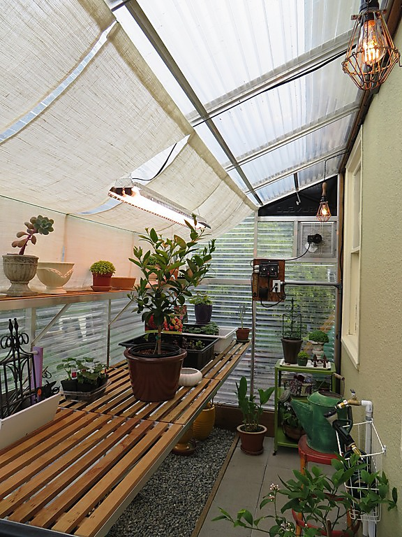 Sunglo greenhouse